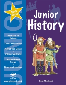 Image for Junior History Book 3