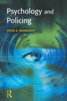 Image for Psychology and policing