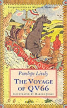 Image for The voyage of QV66