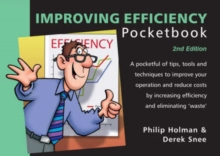 Image for The improving efficiency pocketbook