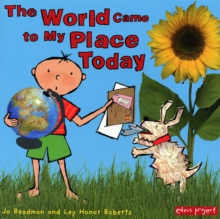 Image for The world came to my place today