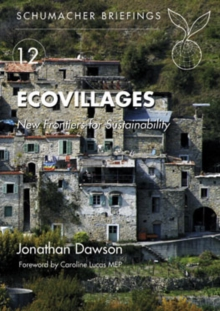 Image for Ecovillages  : new frontiers for sustainability