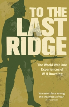 Image for To the last ridge