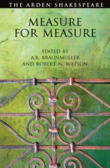 Measure for measure - Shakespeare