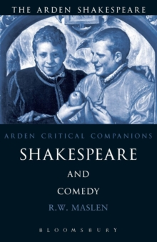 Image for Shakespeare and comedy