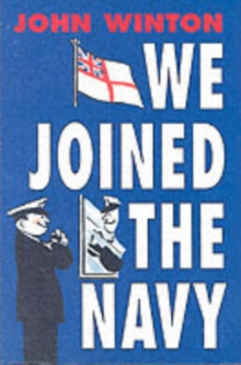 Image for We Joined the Navy