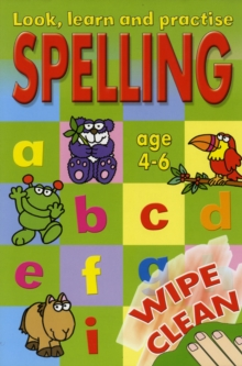 Image for Look, Learn and Practise - Spelling