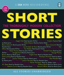 Image for Short stories  : thoroughly modern collection
