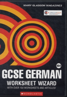 Image for GCSE German Worksheet Wizard Key Stage 04