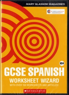 Image for GCSE Spanish Worksheet Wizard KS4