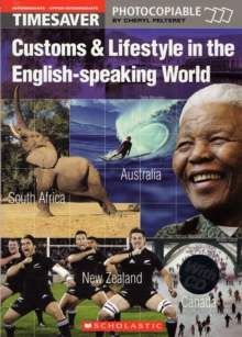 Image for Timesaver Customs and Lifestyle in the English-speaking World with CDrom