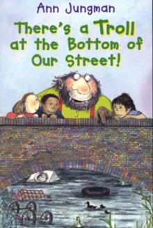 Image for There's a troll at the bottom of our street!