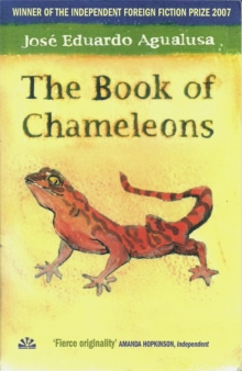 Image for The book of chameleons