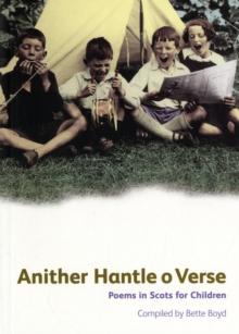 Image for Anither hantle o verse  : poems in Scots for children