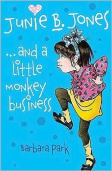 Image for Junie B. Jones and a little monkey business