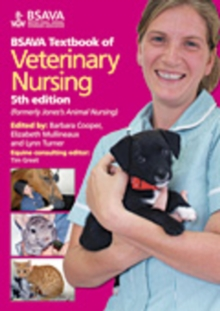 Image for BSAVA textbook of veterinary nursing