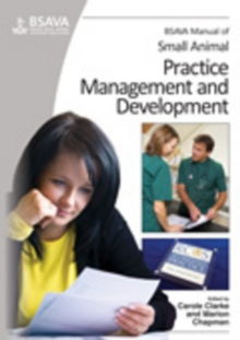 Image for BSAVA manual of small animal practice management and development