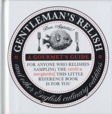 Image for Gentleman's relish  : and other English culinary oddities