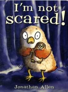 Image for I'm not scared!