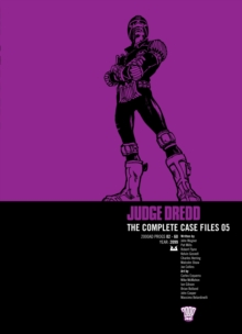 Image for Judge Dredd  : the complete case files05