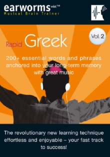 Image for Rapid Greek  : 200+ essential words and phrases anchored into your long term memory with great musicVol. 2