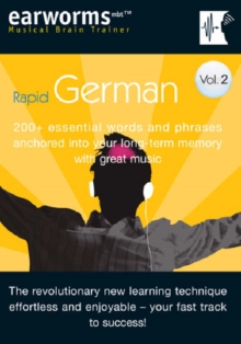 Image for Rapid German  : 200 + essential words and phrases anchored into your long term memory with great musicVol. 2