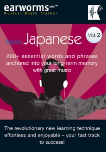 Image for Rapid Japanese  : 200+ essential words and phrases anchored into your long term memory with great musicVol. 2