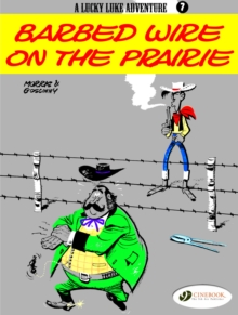 Image for Barbed wire on the prairie
