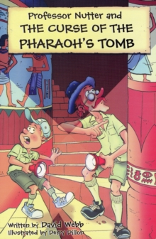 Image for Professor Nutter and the curse of the pharaoh's tomb