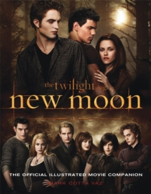 Image for New Moon: The Official Illustrated Movie Companion