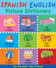 Image for Spanish-English picture dictionary