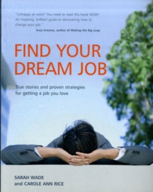 Image for Find Your Dream Job