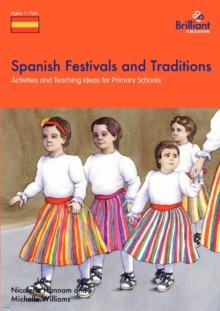 Image for Spanish festivals and traditions  : activities and teaching ideas for primary schools