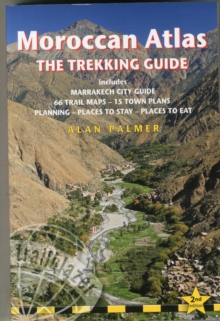 Image for Moroccan Atlas  : the trekking guide.