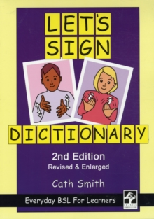Image for Let's sign dictionary  : everyday BSL for learners
