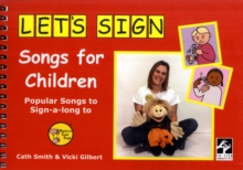 Image for Let's Sign Songs for Children : Popular Songs to Sign-a-long to