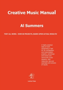Image for Creative Music Manual