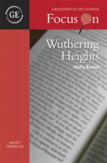 Image for Focus on Wuthering Heights by Emily Brontèe