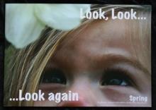 Look, Look...... Look Again Spring - Warden, Claire Helen