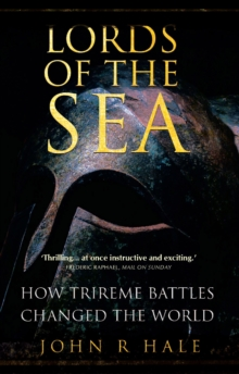 Image for Lords of the sea  : the epic story of the Athenian navy and the birth of democracy