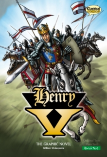 Image for Henry V  : the graphic novel: Quick text