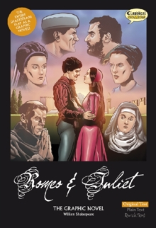 Image for Romeo & Juliet  : the graphic novel