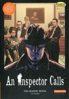 Image for An inspector calls  : the graphic novel