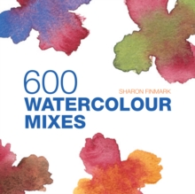 Image for 600 watercolour mixes
