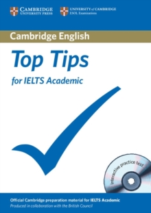 Top tips for IELTS Academic - Cambridge ESOL