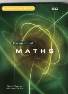 Image for Essential Maths 8C Homework Book