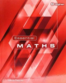 Image for Essential Maths 9 Higher