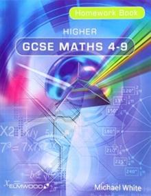Higher GCSE Maths 4-9 Homework Book