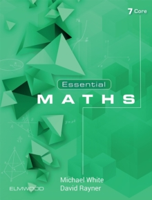 Image for Essential Maths 7 Core