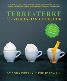 Image for Terre áa terre  : the vegetarian cookbook